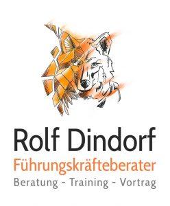 Rolf Dindorf Führungskräftetrainer Logo