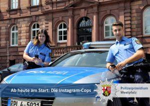 Polizeipräsidium Westpfalz Digitalisierung