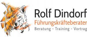 Rolf Dindorf Führungskräfteberater Verwaltung