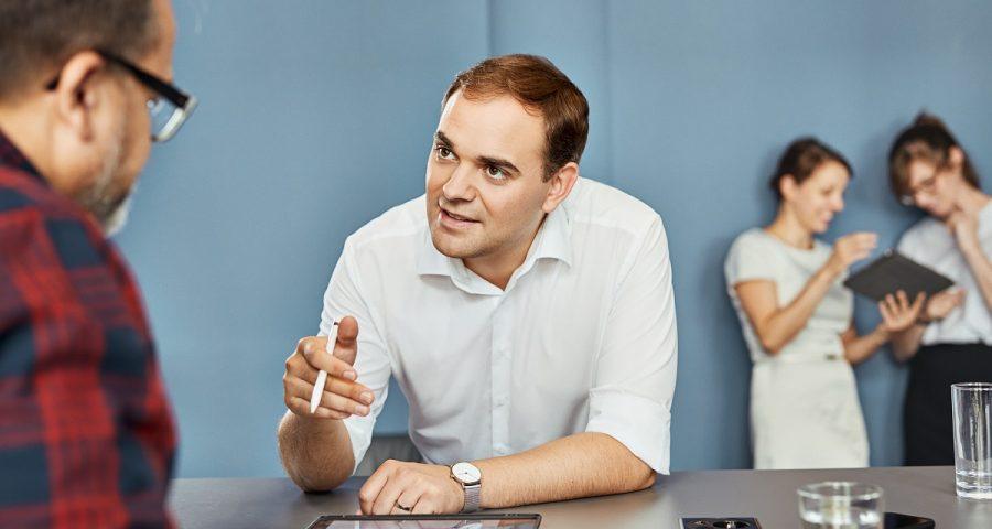 Florian Kling, Oberbürgermeister Calw