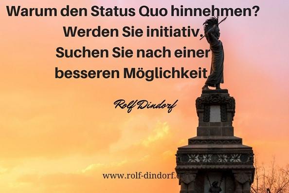 Rolf Dindorf strategisches Personalwesen Status Quo