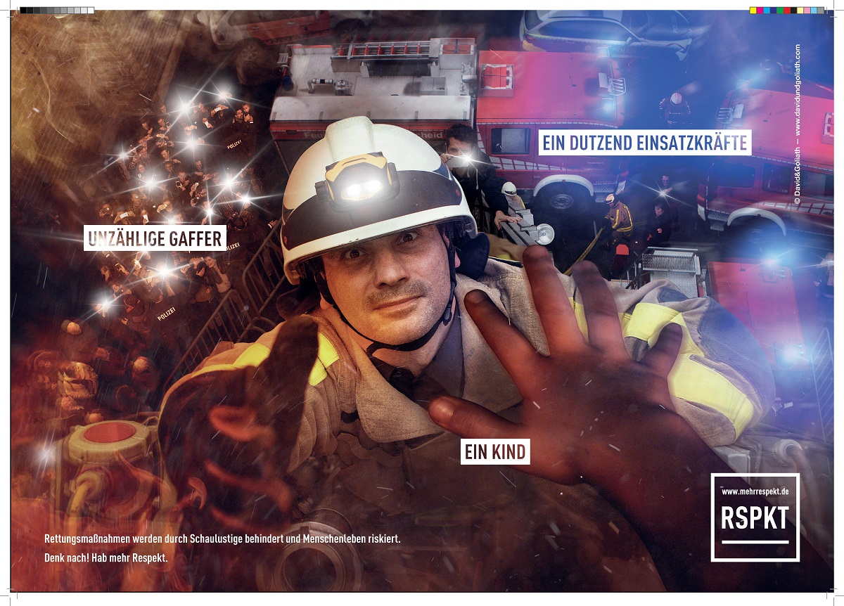 SoKo Respekt e.V. Feuerwehr Einsatzkräfte
